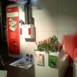 2013. Budapest Helios kiállítási stand