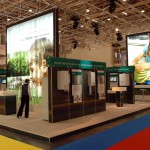 2010 Budapest, Vaillant stand